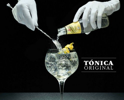 Schweppes Tónica Original Experts in Mixing